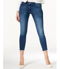 dl1961 florence crop mid rise instasculpt skinny jeans