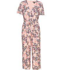overalls woven jumpsuit roze esprit collection