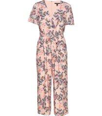 overalls woven jumpsuit roze esprit collection
