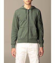 c.p. company sweatshirt hoodie c.p. company in cotton with mini logo