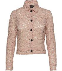 3180 - kaela overhemd met lange mouwen roze sand