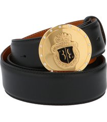 billionaire crest belt