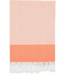 linum home textiles elegant thin stripe pestemal beach towel bedding
