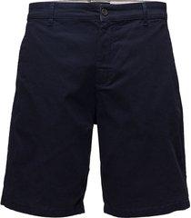 chino short shorts chinos shorts blå lyle & scott
