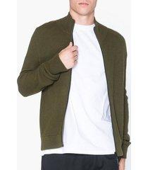 j lindeberg carlo-cotton wool tröjor forest green