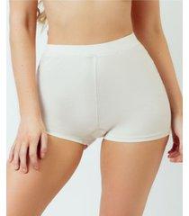 kilo brava super soft rib lady shorts