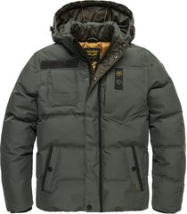 jack- hooded poly micro foam snowb