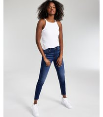 kendall + kylie juniors' high rise skinny jeans