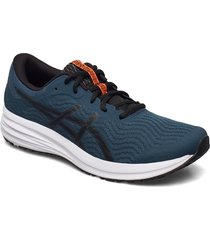 patriot 12 shoes sport shoes running shoes blå asics