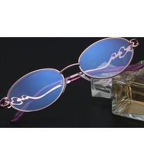 occhiali da lettura anti-blue anti-fatigue rivestimento in metallo old light standard interpupillary eye care