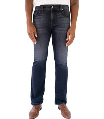 men's fidelity denim jimmy slim straight leg jeans, size 31r - blue