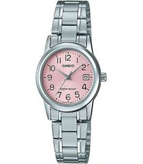 reloj casio ladies analogo mujer ref ltp-v002d-4b