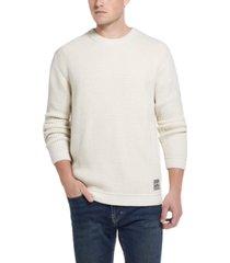 weatherproof vintage men's stitched sweater