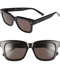 women's raen gilman 52mm sunglasses - black