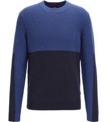 boss men's bilal regular-fit sweater