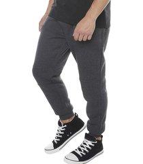 pantalon de buzo jogger charcoal melange corona