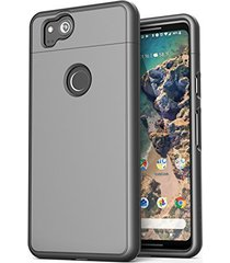 google pixel 2 xl slim case, encased [slimshield edition] full coverage protecti
