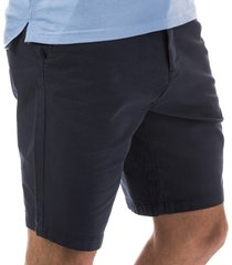 le shark mens entrance cotton shorts size m in blue