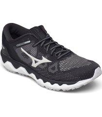wave horizon 5 shoes sport shoes running shoes svart mizuno