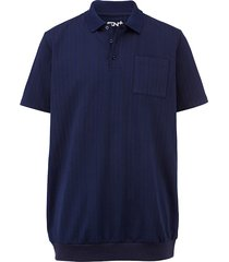 poloshirt men plus marine