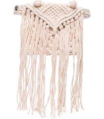 pochete feminina maia - bege