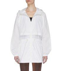 ella' water-resistant parka jacket