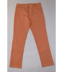 pantalón amarillo brooksfield bedford