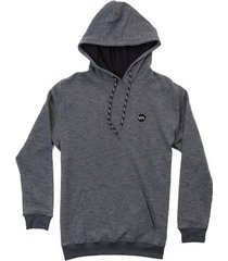 moletom rvca reversal fleece