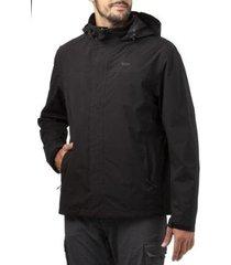 jaqueta solo impermeável rain storm masculina