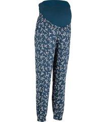 pantaloni prémaman (blu) - bpc bonprix collection