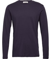 the tee ls t-shirts long-sleeved lila by garment makers