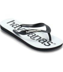 top logomania shoes summer shoes flip flops vit havaianas