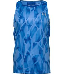 m ua qualifier iso-chill printed singlet t-shirts sleeveless under armour