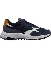 scarpe sneakers uomo in pelle hyperlight