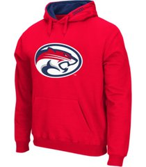 colosseum men's houston cougars big logo hoodie