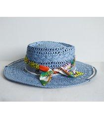 kapelusz blue