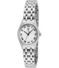 reloj s.coifman modelo sc0340 acero mujer