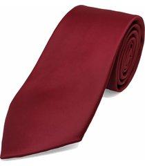 gravata concetto lisa seda marsala - bordã´ - masculino - dafiti