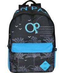 mochila de costas ocean pacific ophgmo0806u23 preta