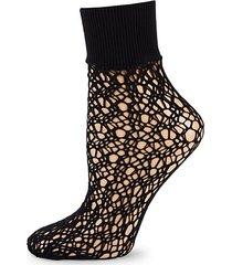 net weave socks
