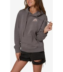 o'neill juniors' offshore cotton fleece hoodie