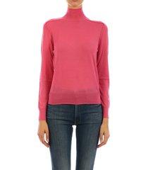 bottega veneta cashmere sweater pink