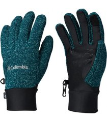 guantes darling days azul petróleo columbia