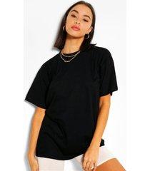 basic short sleeve t-shirt, black