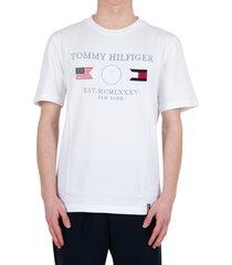 camiseta flags tee - white