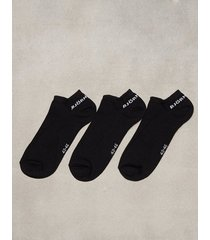 björn borg 3p sock noos essential strumpor black