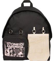 eastpak by raf simons raf simons x eastpak padded doublr backpack