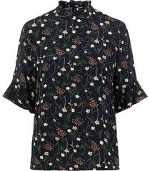 blouse pcskylar 2/4