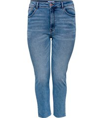 jeans carrica life reg st ankle raw