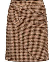 hula skirt kort kjol svart second female